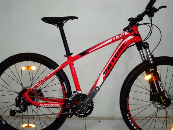 Serba sepeda: Sepeda MTB United Patrol 074 27,5 Rp. 4.000