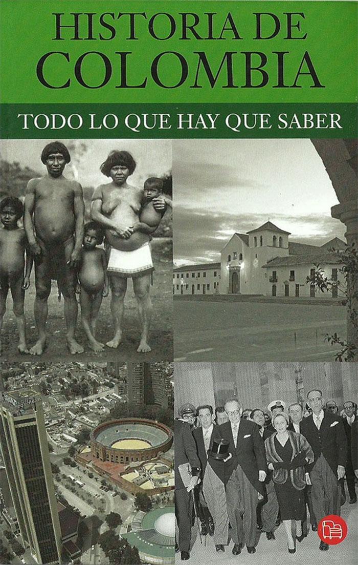 Resultado de imagen para libros de historia de colombia
