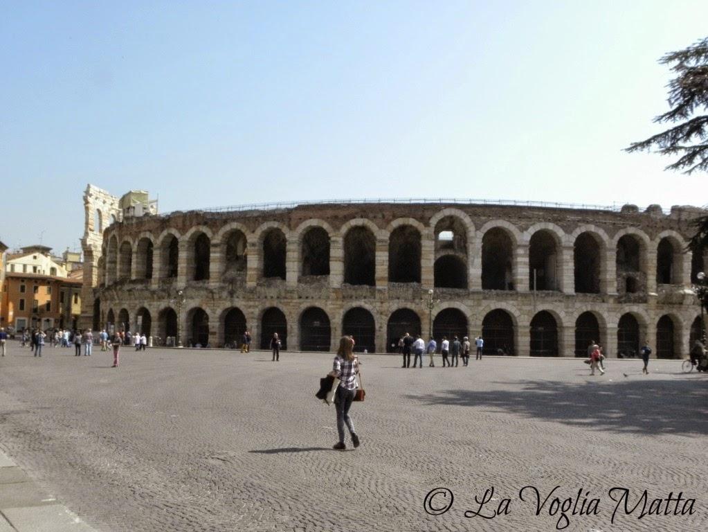 Verona l'Arena