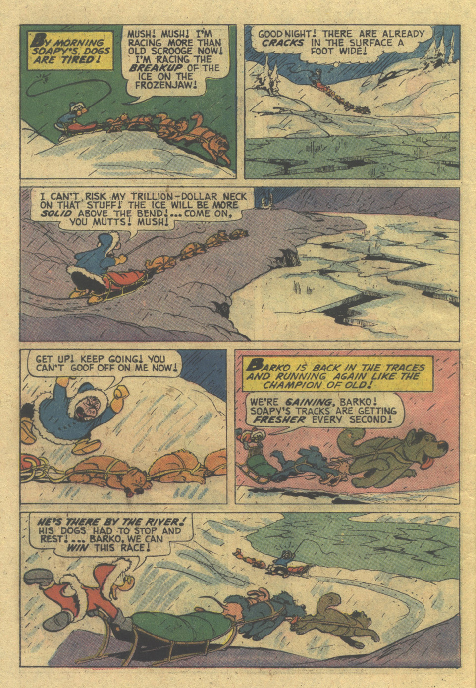 Read online Uncle Scrooge (1953) comic -  Issue #124 - 26