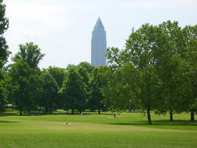 Parques em Frankfurt