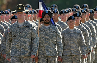 USAF Bakal Izinkan Penggunaan Simbol Agama