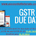gstr9 due date extended