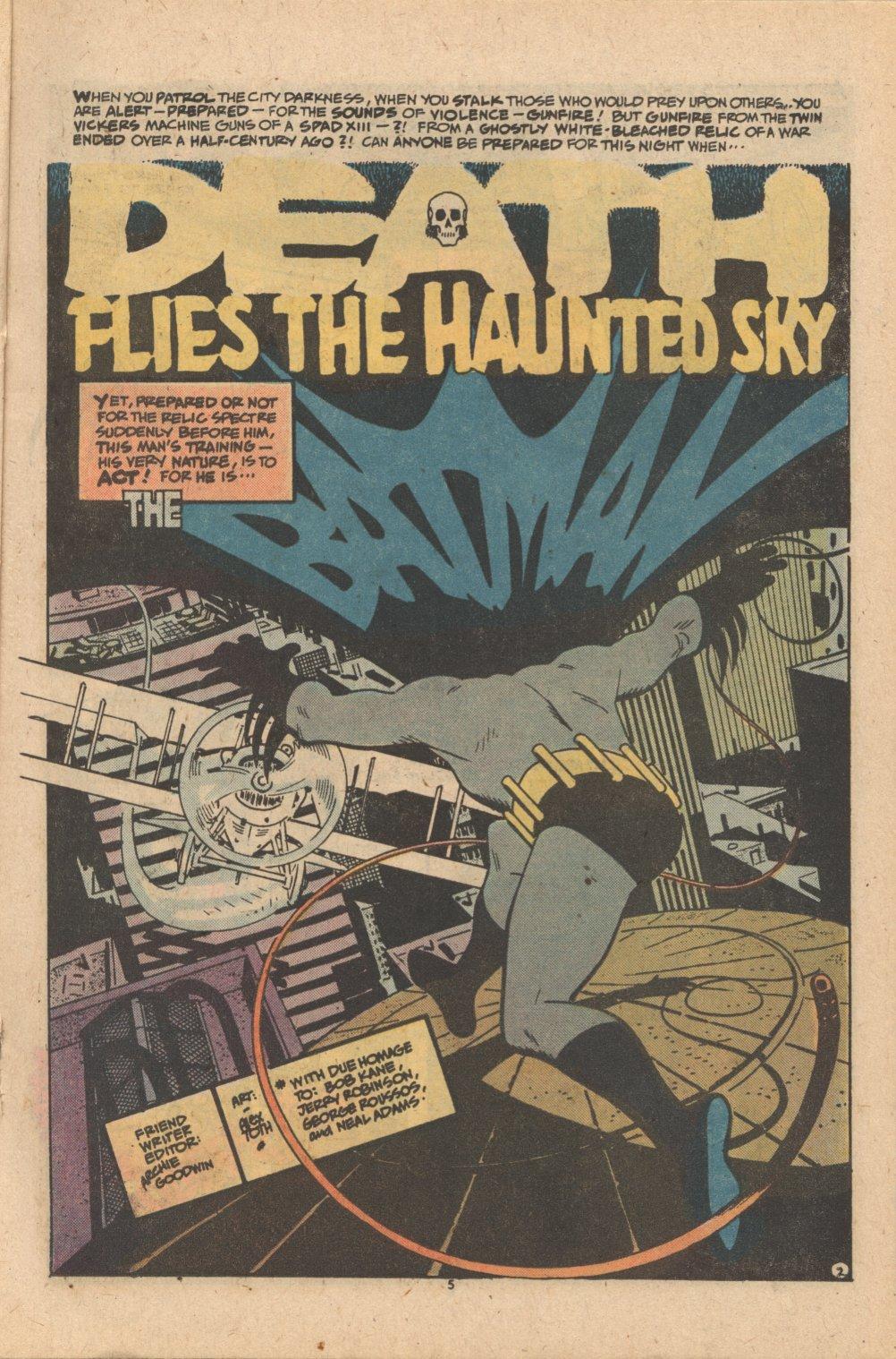 Detective Comics (1937) 442 Page 4