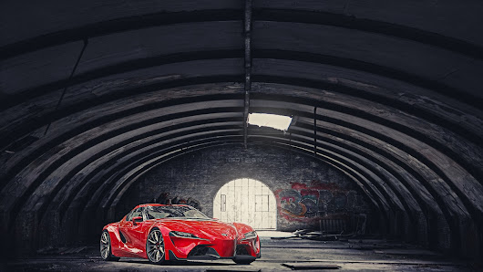 Toyota FT 1 Concept | Wall Sports Cars