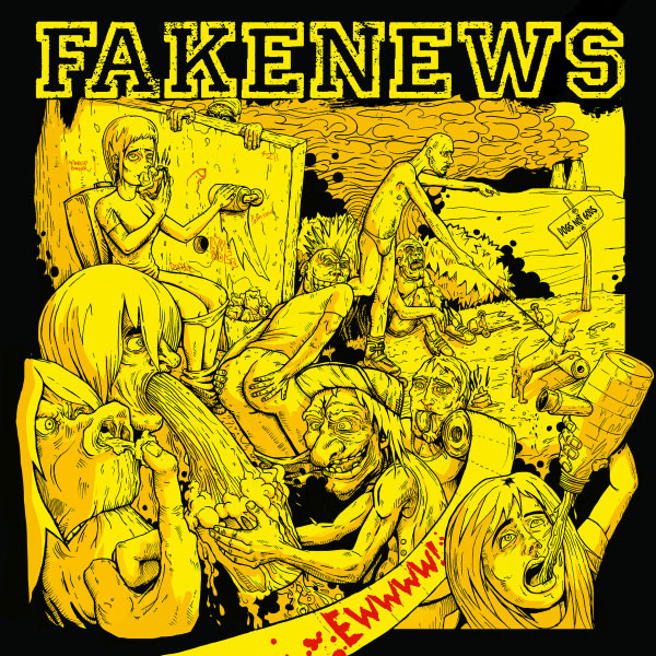 """Fake News premiere video for """"20 Failures"""""""