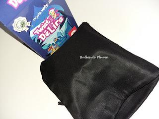 Bulles de Plume - Twist Délire (Mattika Editions)