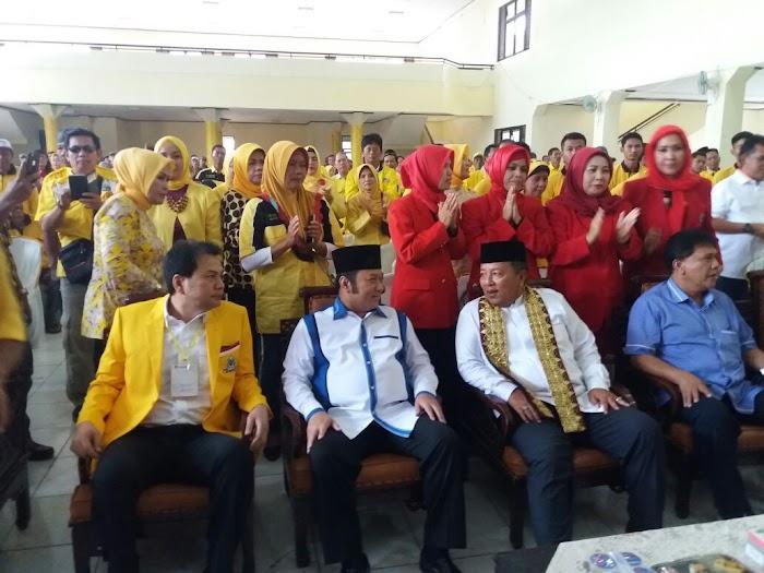 Zainudin Insak Allah Arinal Bisa Memimpin Lampung