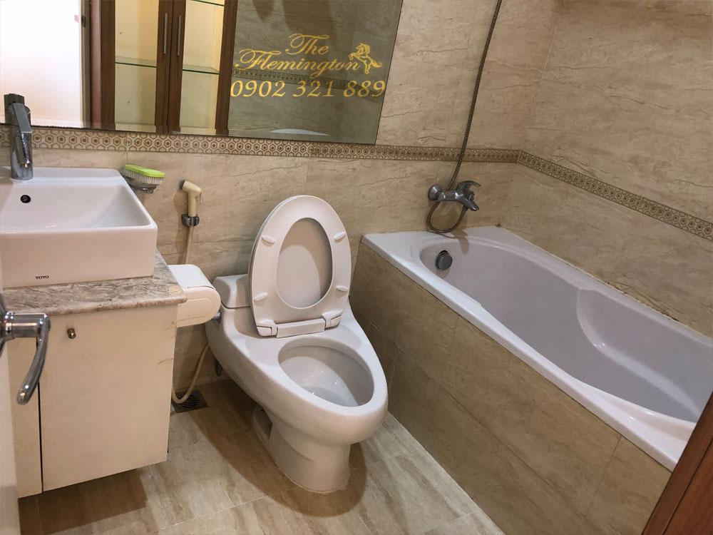 3 căn hộ The Flemington cần bán với giá chuẩn 100% so với thị trường - phòng tắm