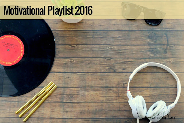 Motivational Playlist 2016 - make 2016 your year with the perfect soundtrack