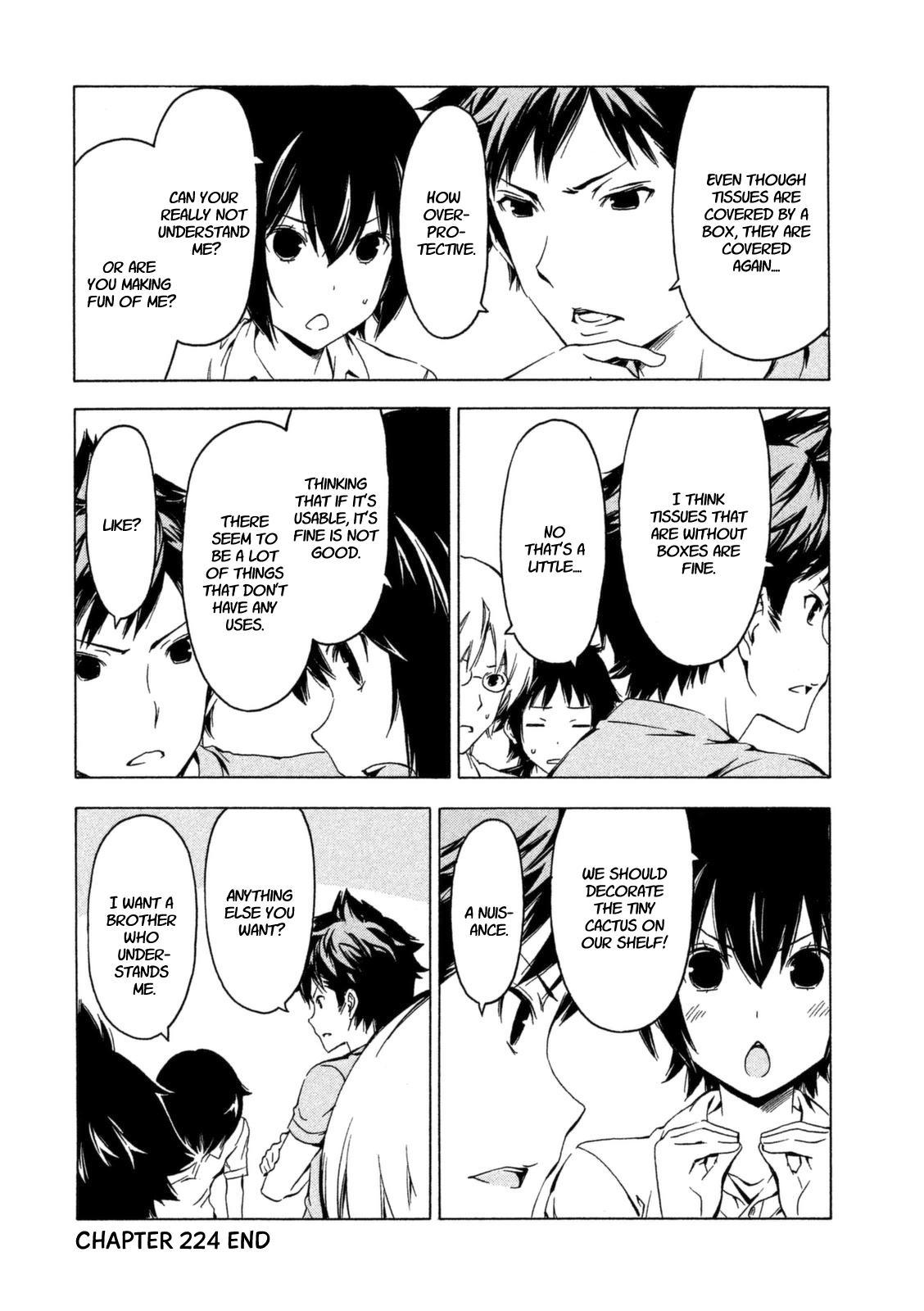 Minami-ke - Chapter 211