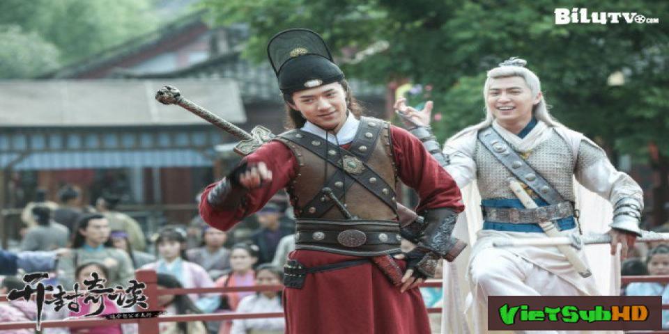 Phim Khai Phong Kỳ Đàm Tập 25/25 VietSub HD | Kai Feng Qi Tan 2017