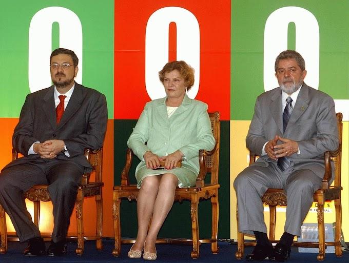 Lula, Marisa Letícia, Palocci e mais quatro são indiciados pela Polícia Federal