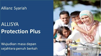 Allianz Syariah Allisya Protection Plus