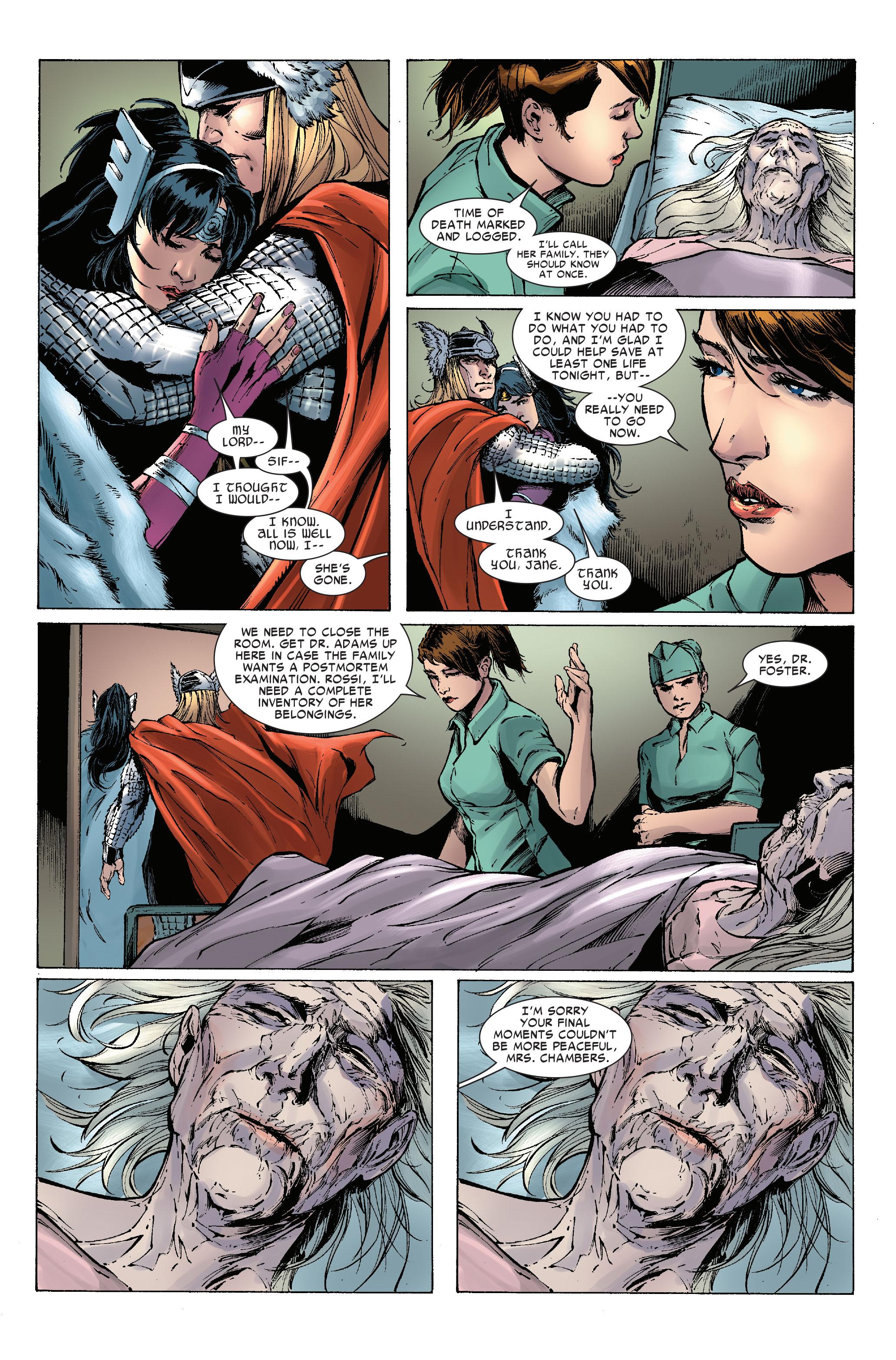 Thor (2007) Issue #602 #15 - English 16