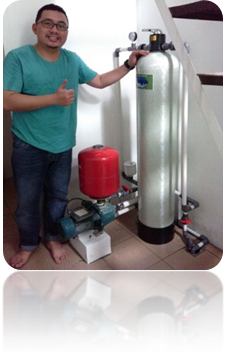 filter air rumah tangga