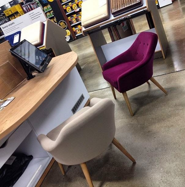 DeFrae Contract Furniture's Blog: New look Homebase Design ...