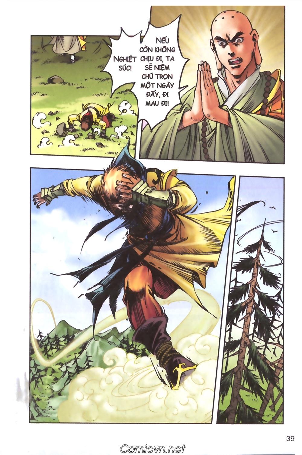 Tây Du Ký màu - Chapter 102 - Pic 9