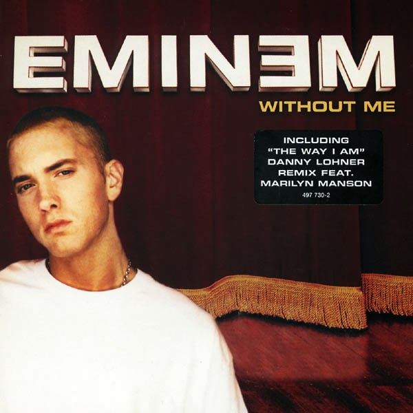Eminem - Without Me - Single Cover