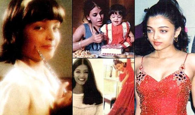 secrets about Aishwarya Rai