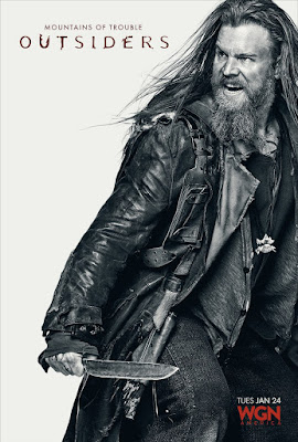 Outsiders Season 2 Ryan Hurst Poster