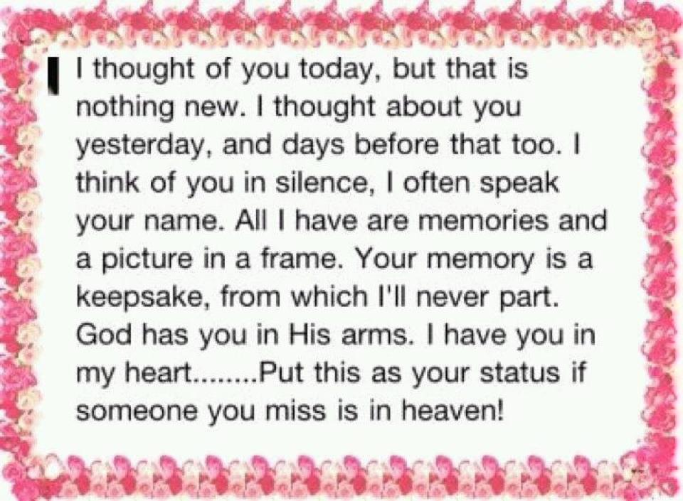 Thoughts By Dena: January 2012