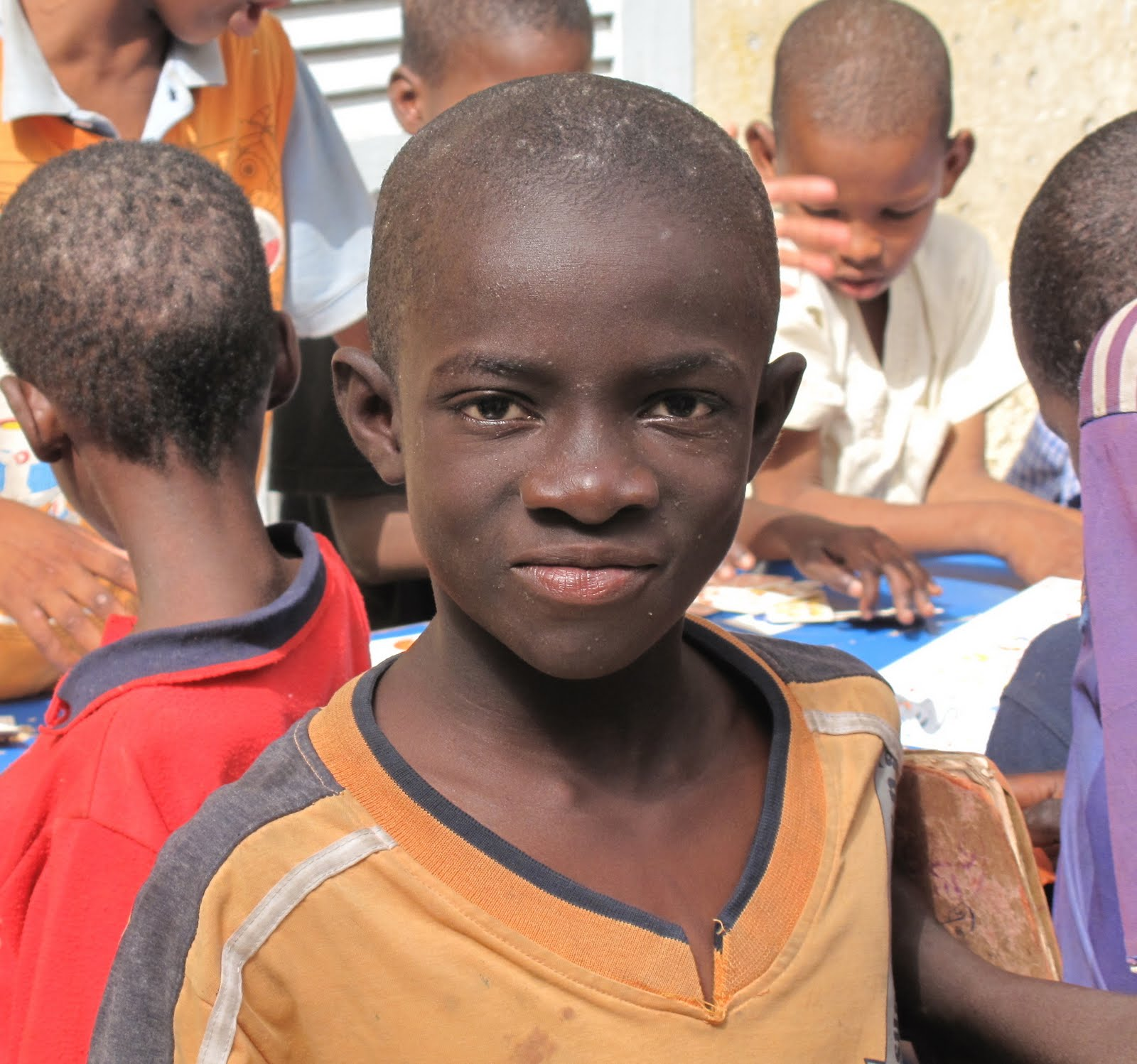 CZs Report: Children of Senegal | Father knows best
