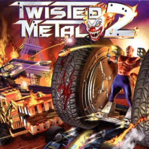 تحميل لعبة حرب السيارات Twisted Metal 2 للكمبيوتر برابط مباشر ميديا فاير مضغوطة كاملة