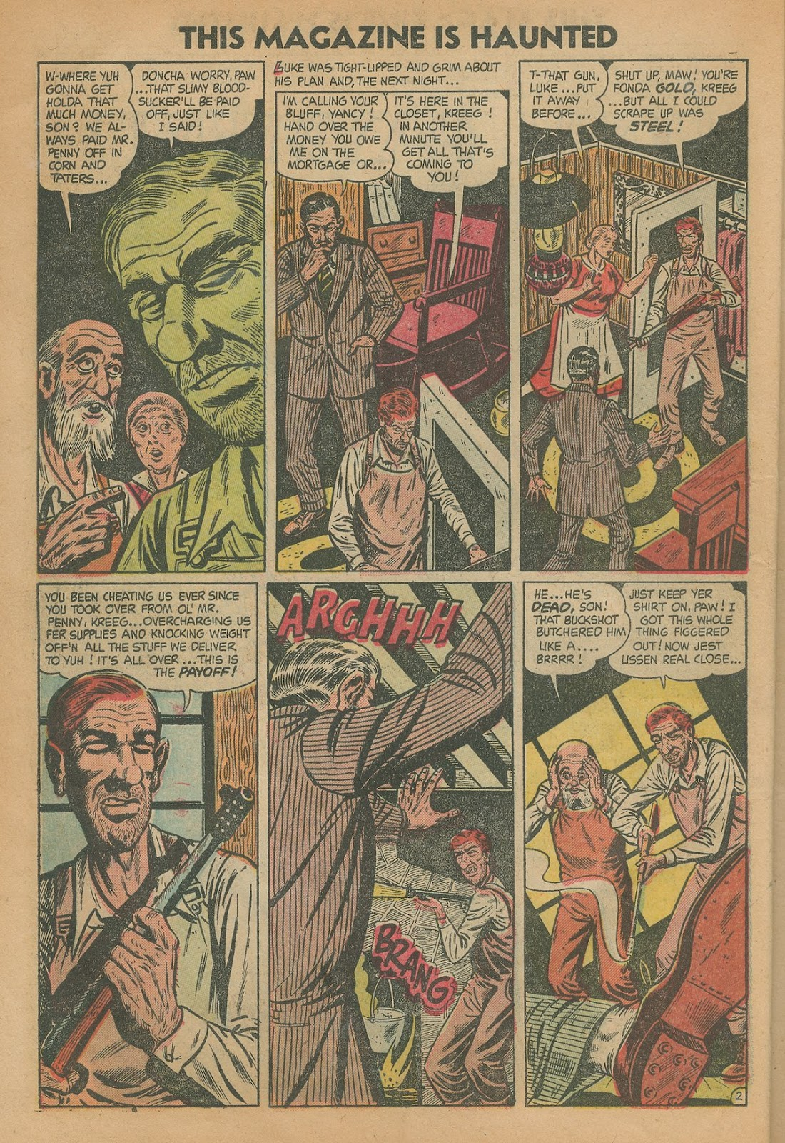 Read online This Magazine Is Haunted comic -  Issue #19 - 10