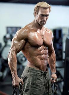 get cut muscles