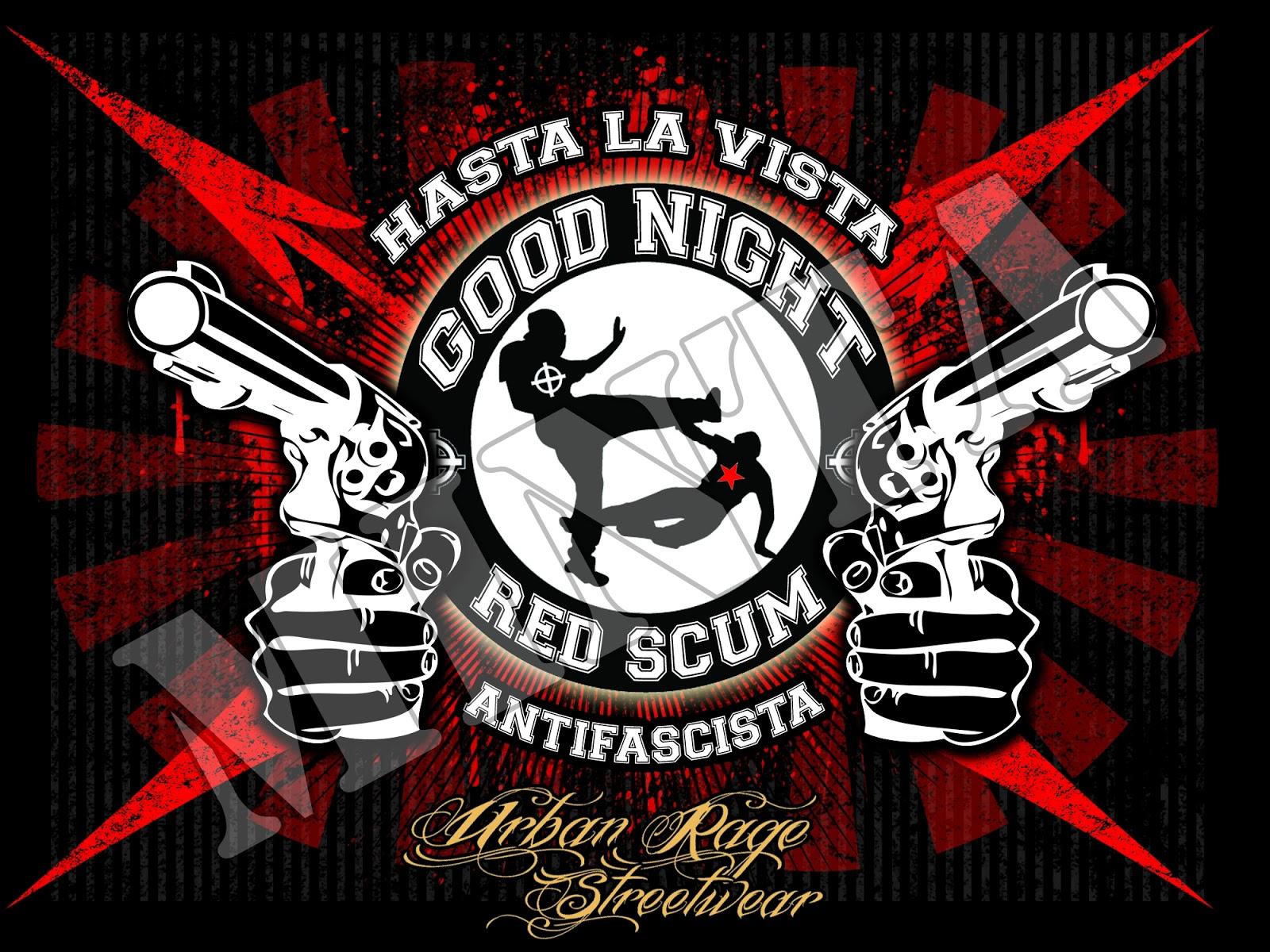 Hasta La Vista Antifascista