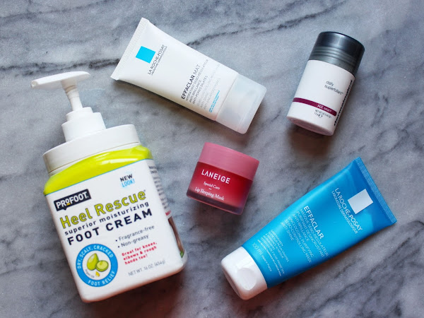 5 Beauty Products I've Been Loving