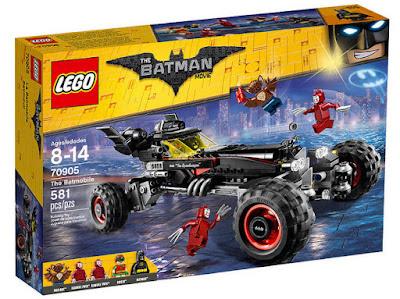 JUGUETES - LEGO Batman La Película 70905 Batmóvil Producto Oficial | Piezas: 581 | Edad: 8-14 años Comprar en Amazon España