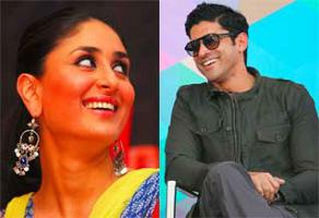 Kareena Kapoor, Farhan Akhtar New Upcoming movie Bombay Samurai Poster, release date
