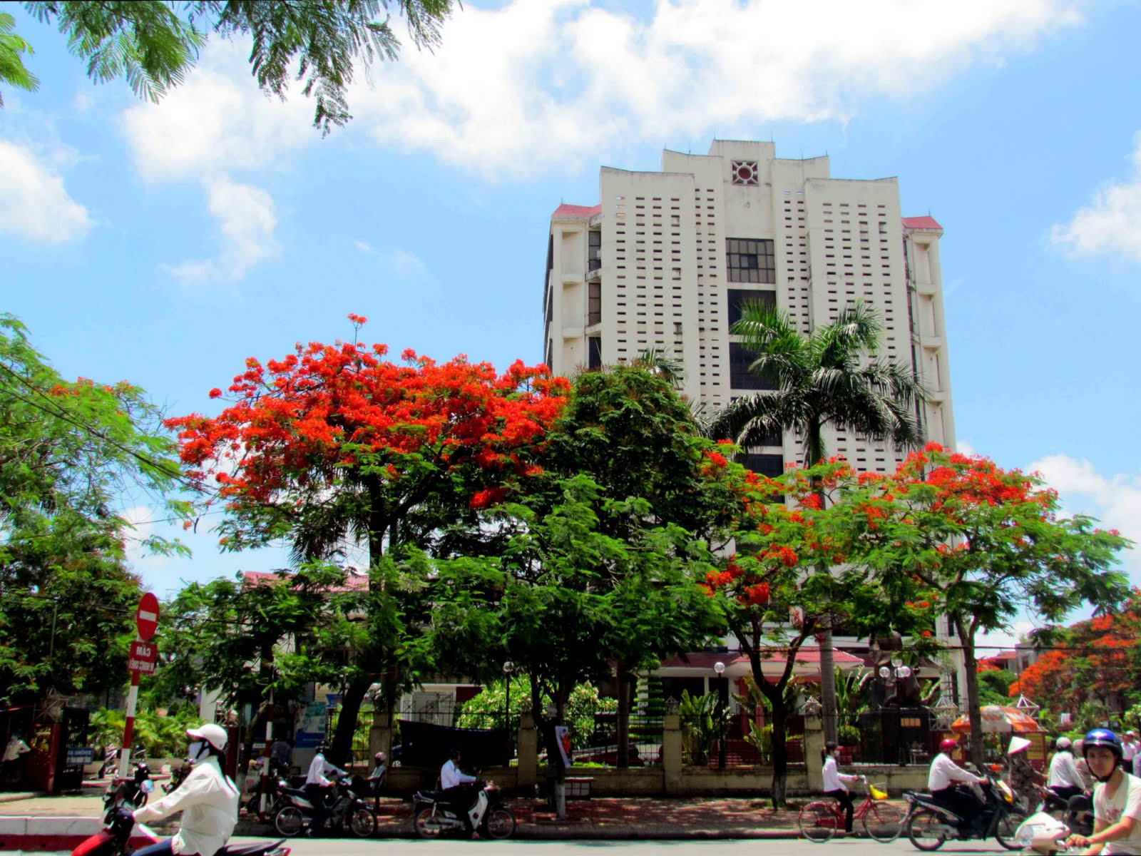hai phong the city of haiphong in vietnam