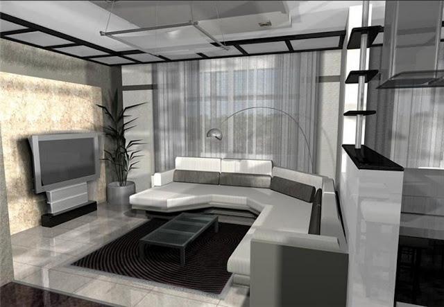 Thiết kế chung cư đẹp - Mẫu số 10