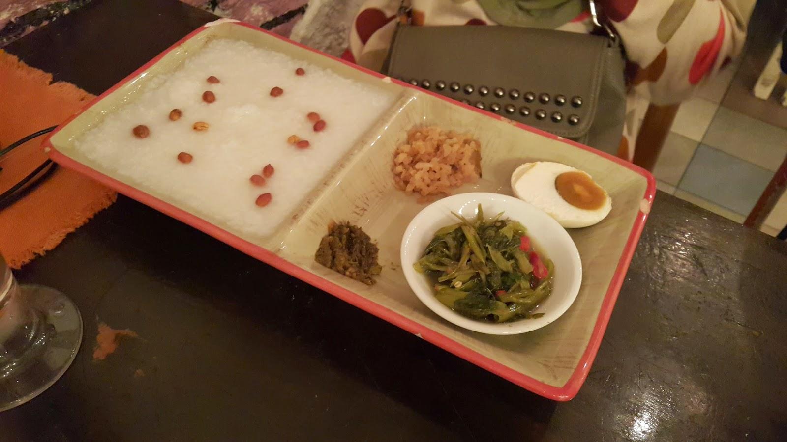 Bubur Nasi