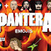 Lanzan nuevos emojis inspirados en Pantera