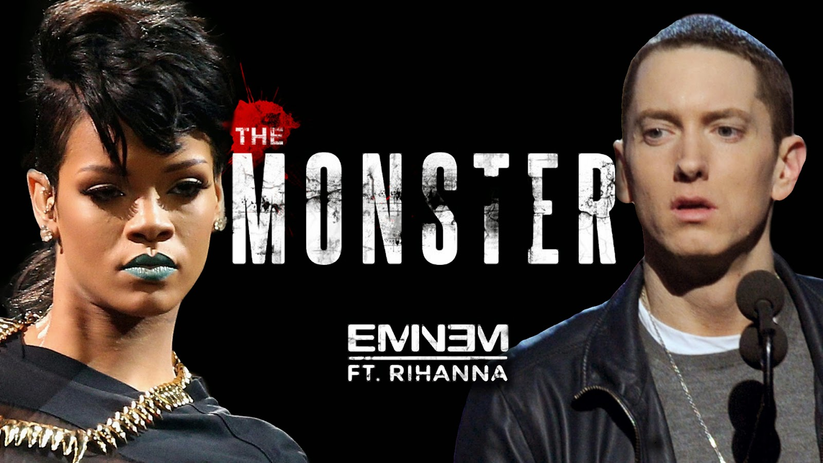 Eminem ft. Rihanna – The Monster (Lyrics)