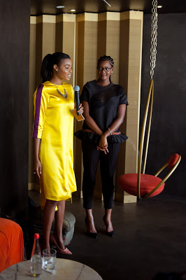 Interactive Model Masterclass Held In Accra - Roselyn Askhar