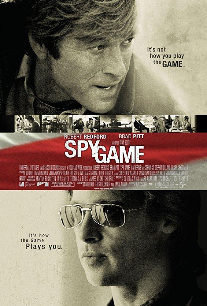 Casus Oyunu - Spy Game () - mussev.org