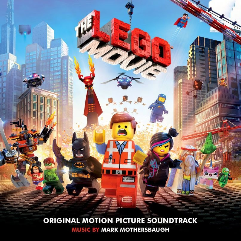 The Lego Movie (2014) DVDScr