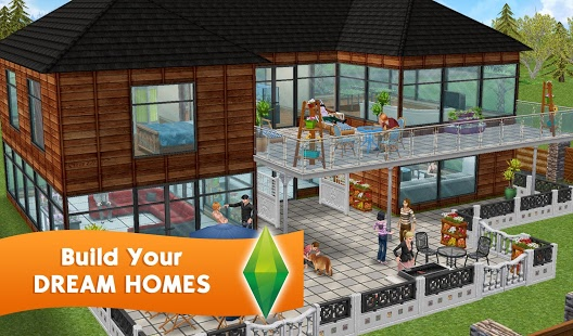 app purchasing using your device settings The Sims FreePlay MOD APK [Infinite Simoleons+LP+SP] v5.21.0