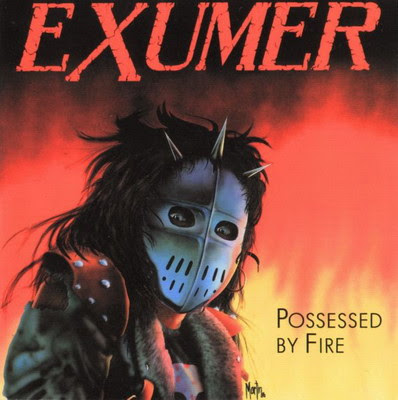 "Exumer - ""Possessed By Fire"" taken from the album ""Possessed By Fire"""