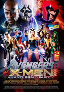 [UNCENSORED] Avengers Vs X-Men An Axel Braun Parody