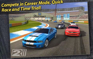 Gameplay Real Racing 2 Full APK + DATA