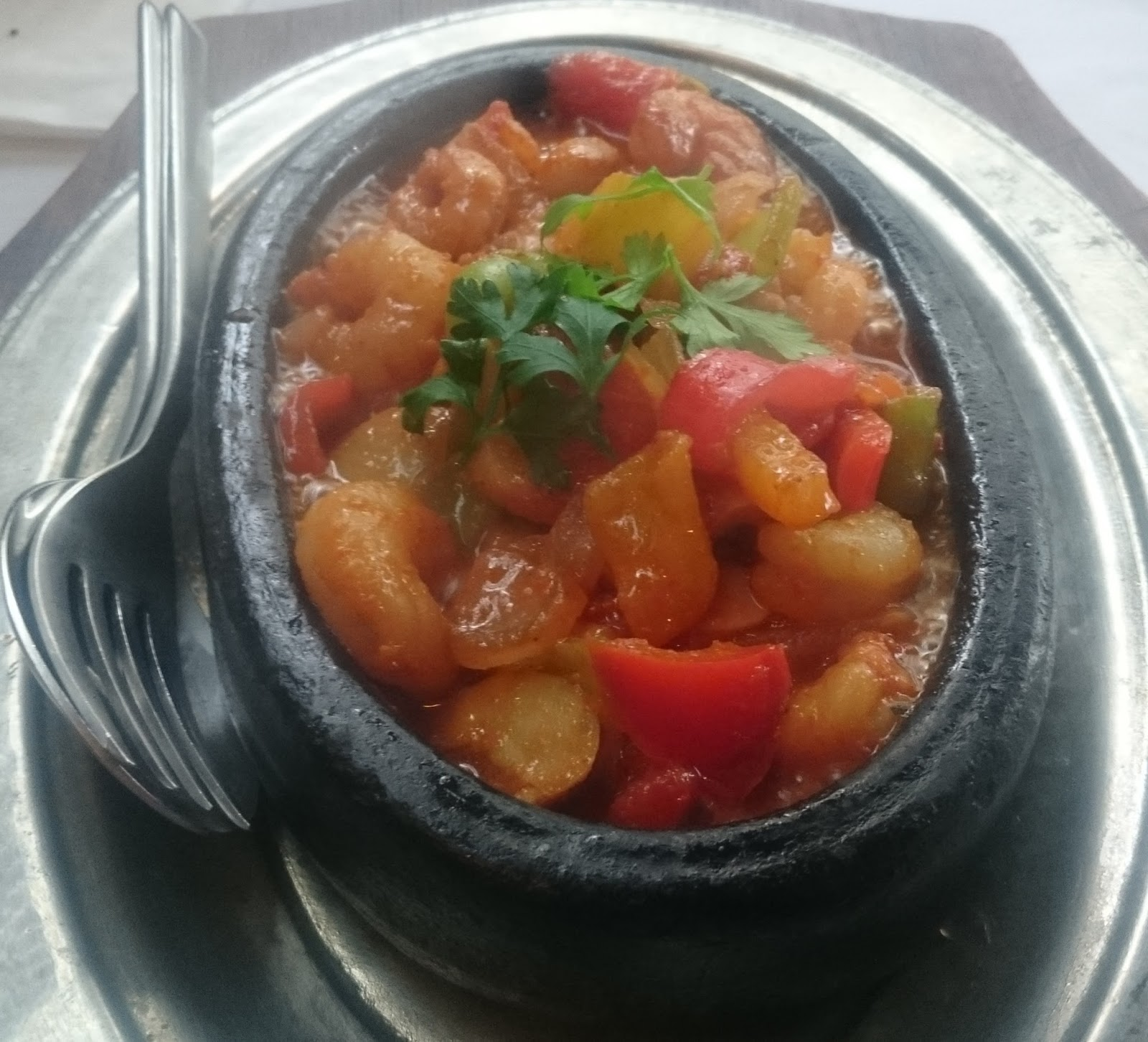 khorasani restaurant yemek resimleri