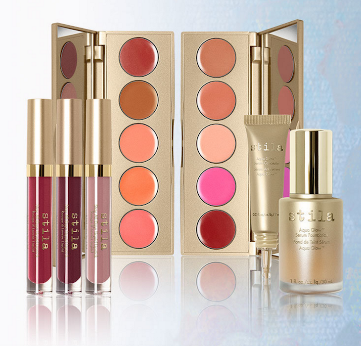 Stila-The-Impressionist-Spring-2016 Collection
