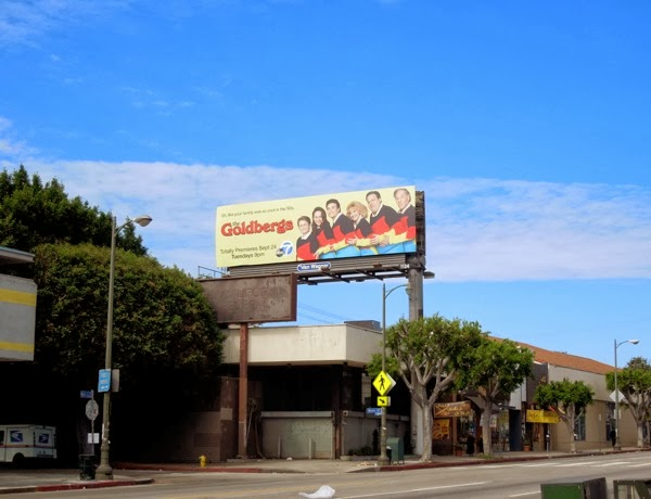 Goldbergs season 1 billboard