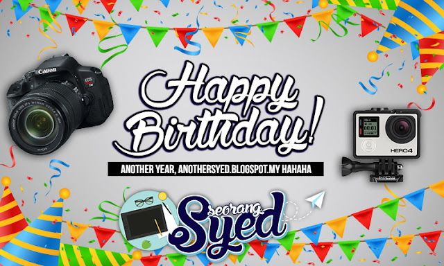 Happy Birthday Syed!